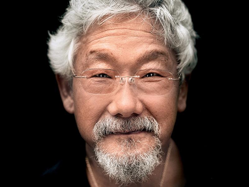 Image of Dr. David Suzuki
